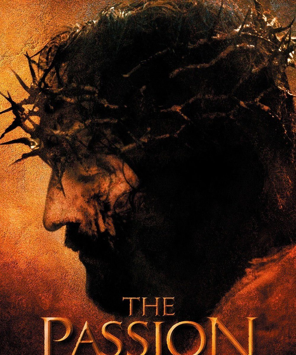 "Plakat von ""The Passion of the Christ"""