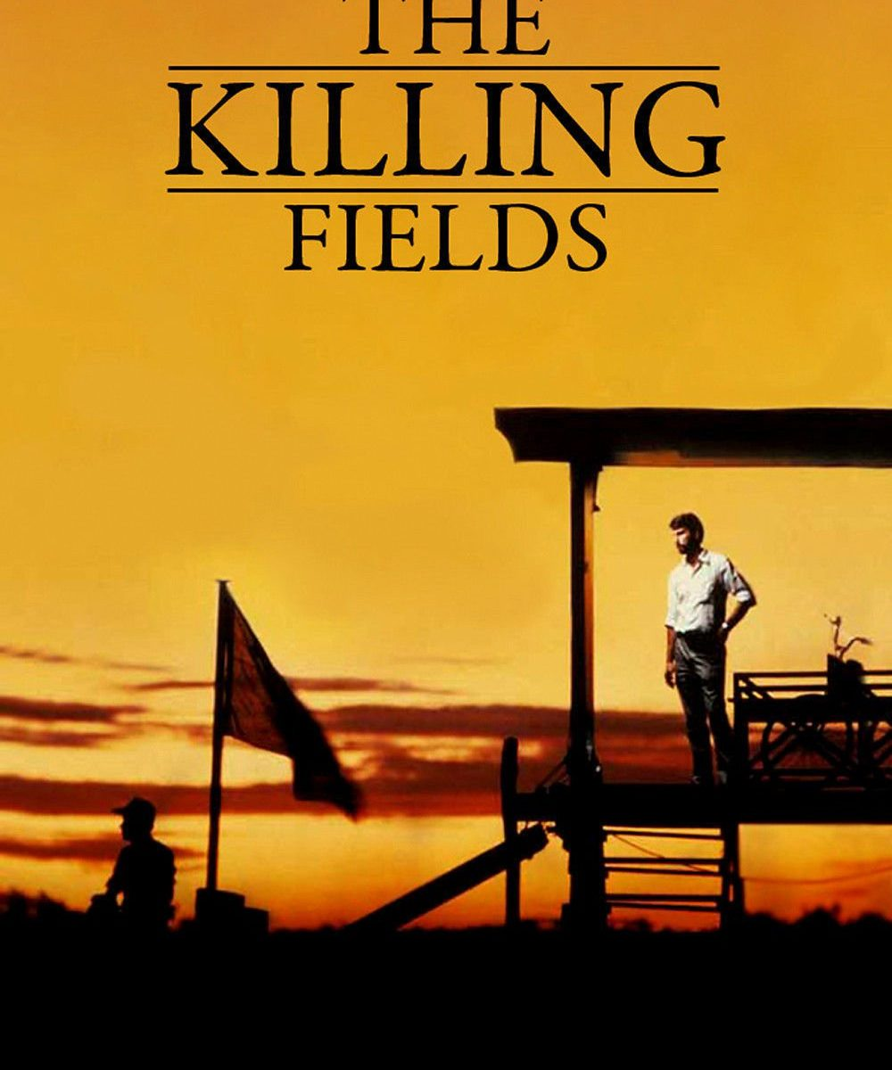 "Plakat von ""The Killing Fields"""