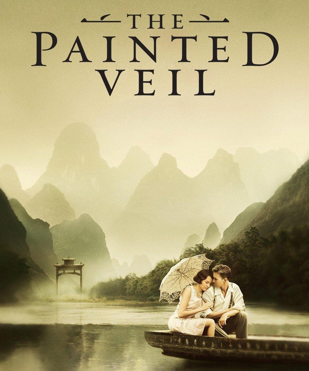 "Plakat von ""The Painted Veil"""