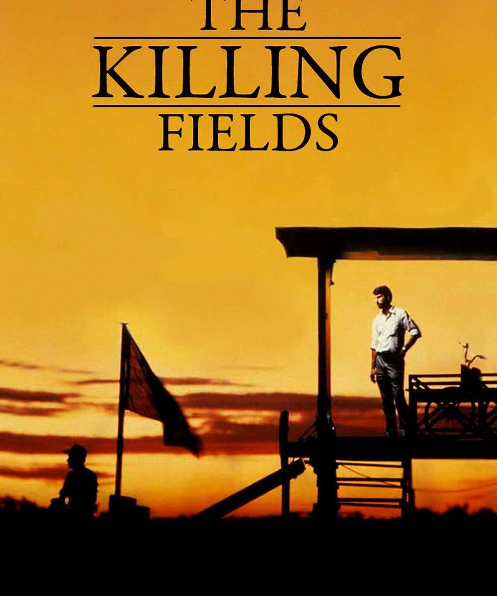 "Plakat von ""The Killing Fields"""