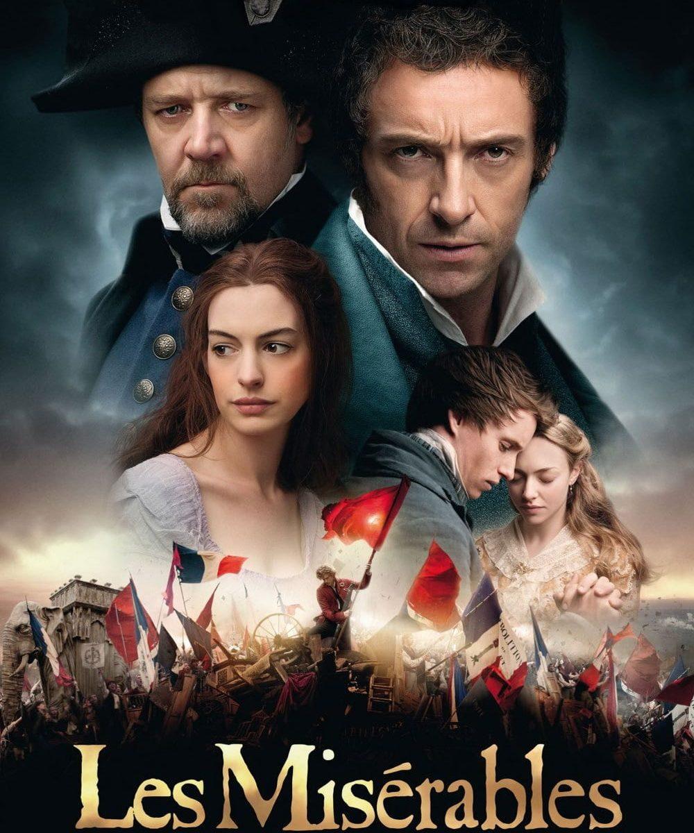 """Plakat von """"Les Misérables"""""""