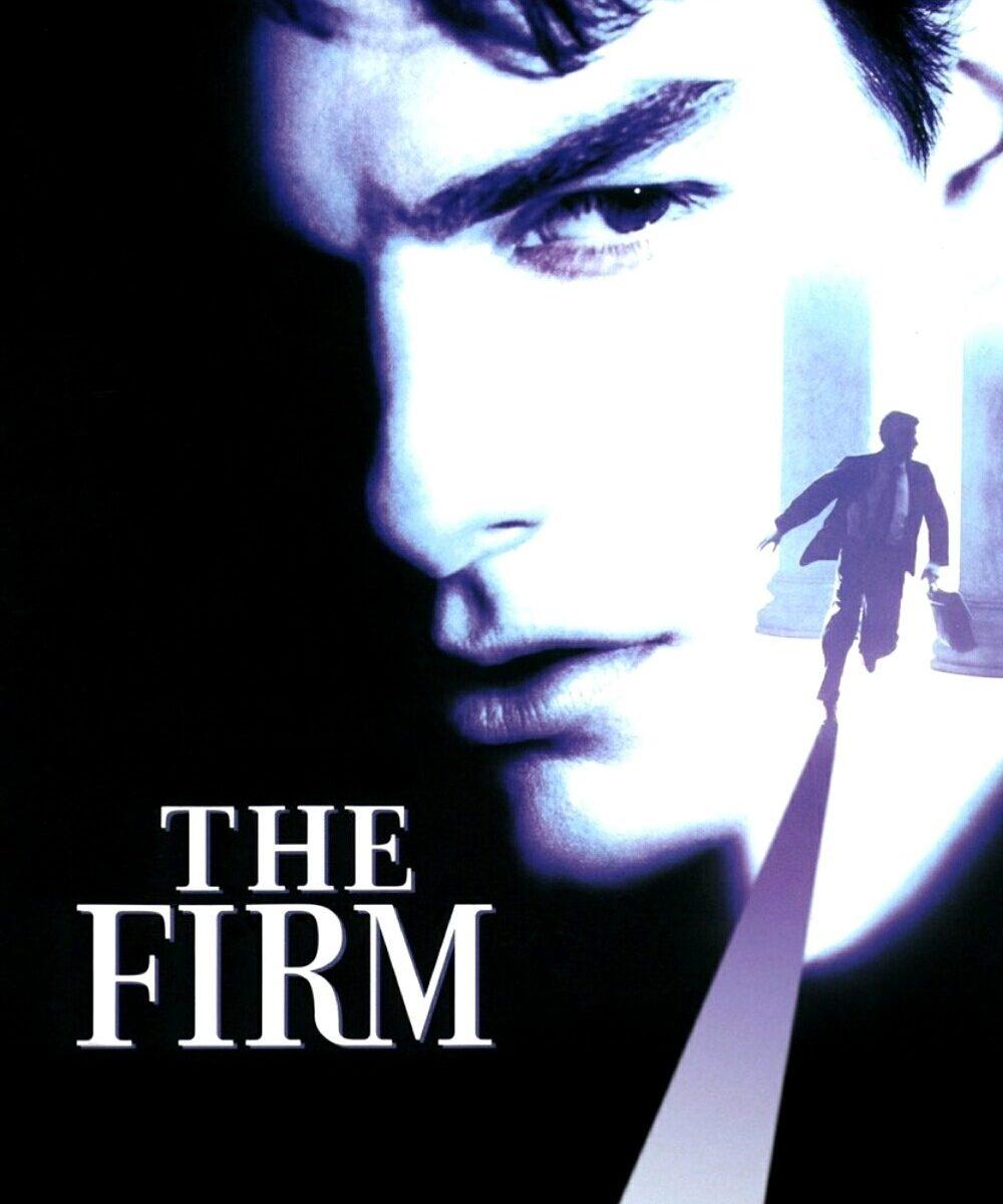 """Plakat von """"The Firm"""""""